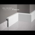 Soklová lišta MARDOM MD005 / 11 cm